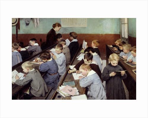 The Children's Class - by Geo Geoffroy