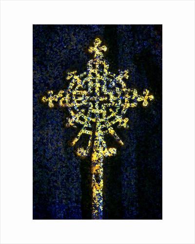 Ethiopian Cross by Corbis