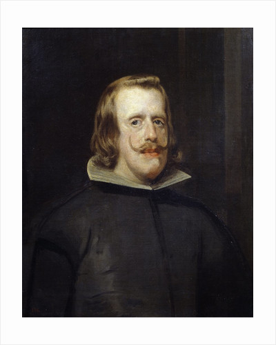 Portrait of Philip IV by Diego Velazquez
