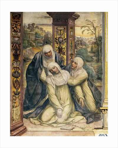 Ecstasy of Saint Catherine of Siena by Sodoma