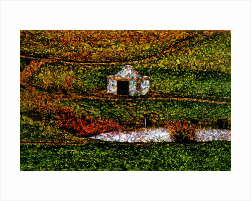 Hut by Corbis