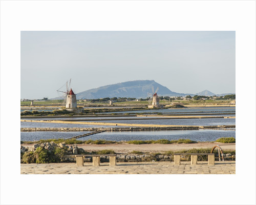 Ettore e Infersa Salt works area by Corbis