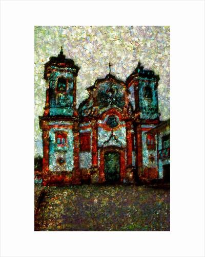 Igreja do Pilar by Corbis