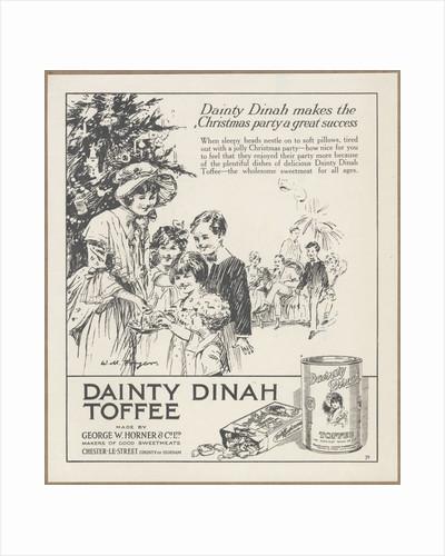 Dainty Dinah Toffee, c.1920s. Artist: Wilfred Fryer by Corbis