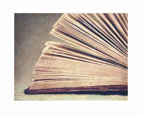 Open Book #7 by Jennifer Kennard
