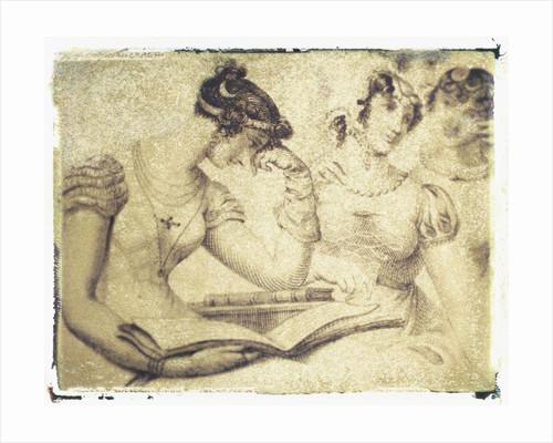 18th-Century Ladies Book Club by Jennifer Kennard