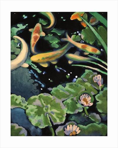 Goldfish Pond by Robert McIntosh