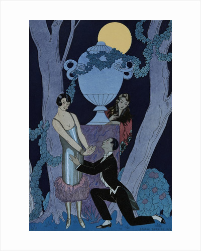 L'Olsarice by George Barbier