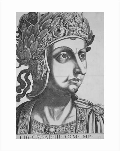 Tiberius Caesar III, Emperor of Rome by Antonius