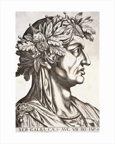 Servius Galba, Emperor of Rome by Antonius