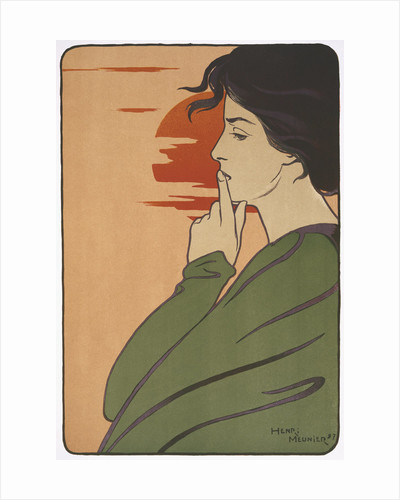 Hour of Silence by Henri Meunier