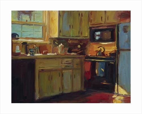 Ginny's Kitchen by Pam Ingalls
