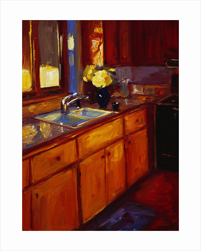 Cheri's Kitchen by Pam Ingalls