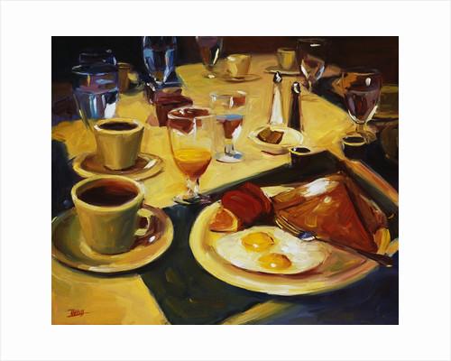Breakfast by Pam Ingalls