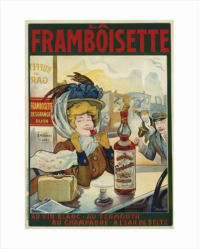 Framboisette Poster by Tamagno
