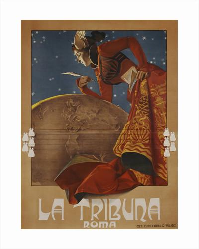 La Tribuna Roma Poster by Giovanni Maria Mataloni