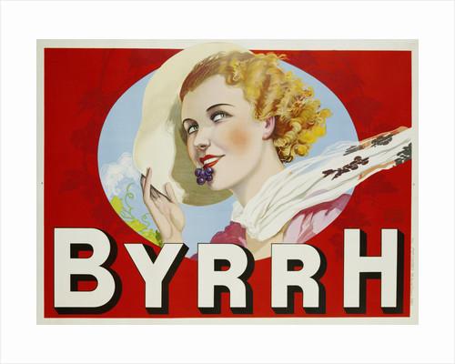 Byrrh Advertising Poster by Corbis