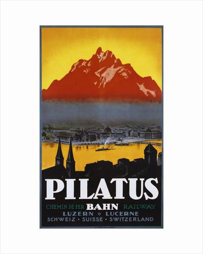 Pilatus Poster by Corbis