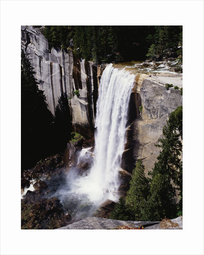 View from the Top of Vernal Falls by Corbis