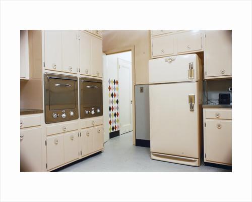 Model Kitchen by Corbis