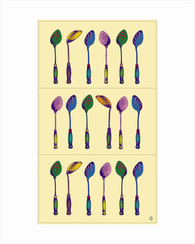 Spoons by Steve Collier