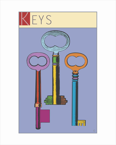 Keys by Steve Collier