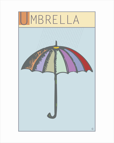 Umbrella by Steve Collier