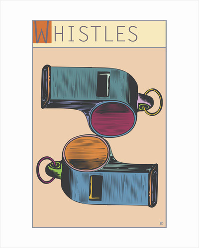 Whistles by Steve Collier