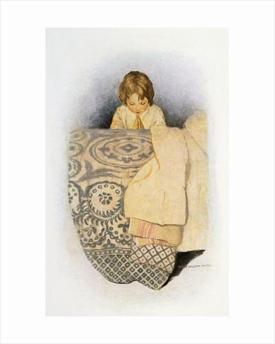 Dream Blocks by Jessie Willcox Smith