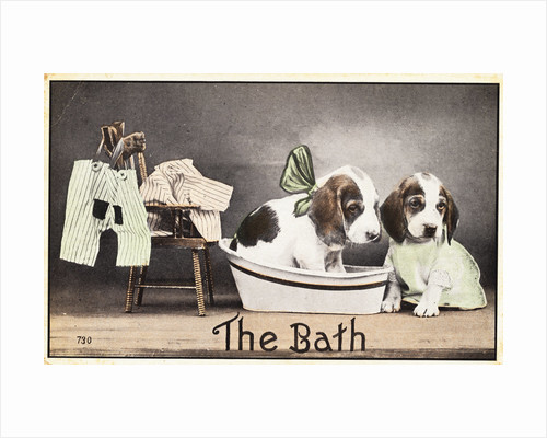 The Bath Postcard by Corbis