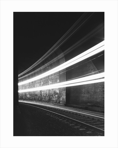 Tunnel #2 from the Night Train Series by Gordon Osmundson
