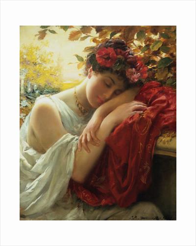 Autumn by Thomas Benjamin Kennington