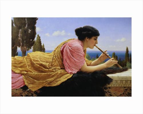 The Melody by John William Godward