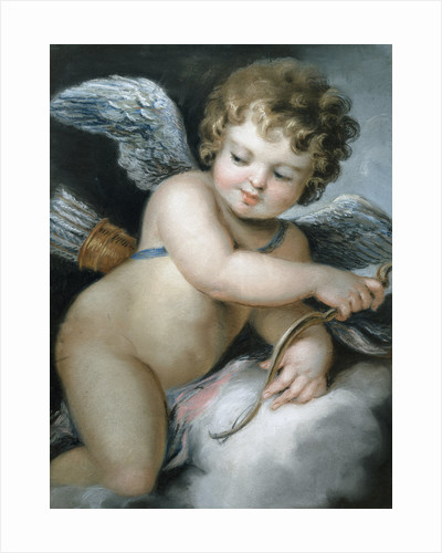 Cupid by William Hoare
