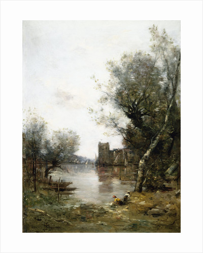 By the River by Maurice Levis