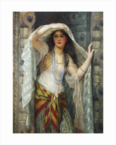 Safie, One of the Three Ladies of Bagdad by William Clarke Wontner