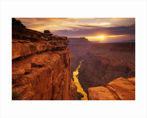 Grand Canyon from Toroweap Point by Corbis