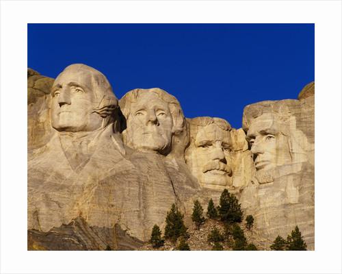 Mount Rushmore Memorial by Corbis