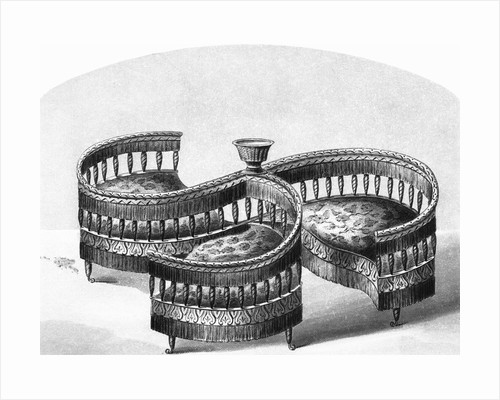 Victorian Drawing Room Chair by Corbis