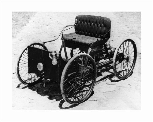 First Automobile Built by Henry Ford