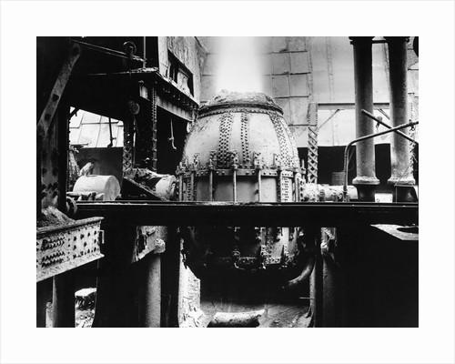 Closeup Of A Bessemer Converter; Steel by Corbis