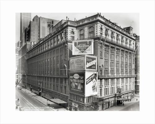 R.H. Macy's Store by Corbis