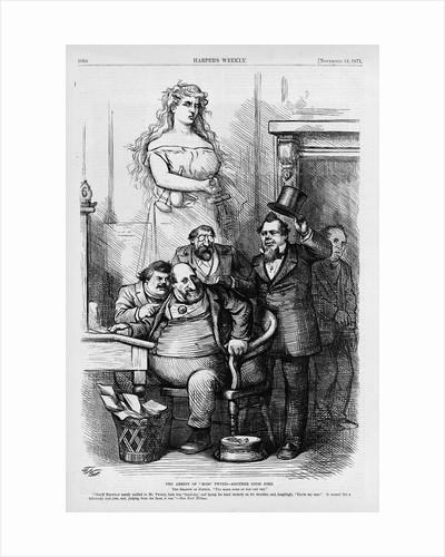 Lampoon of the Tammany Society by Corbis