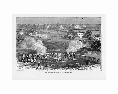 Battle of Kinston by Corbis