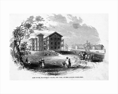 Alms House, Blackwell's Island by Corbis
