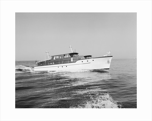 Starboard View of the Copro III by Corbis