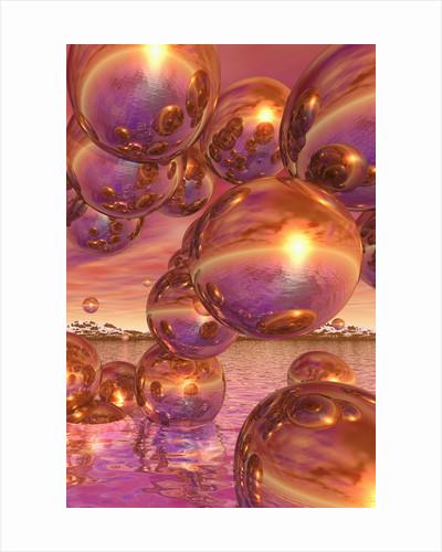 Spheres by Corbis