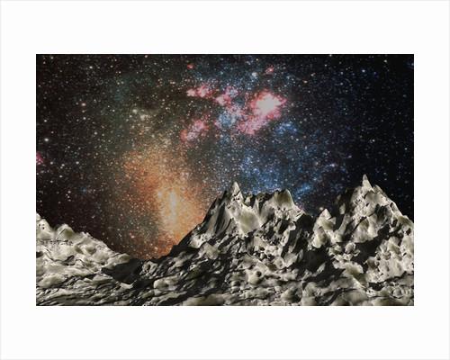 Tarantula Nebula by Corbis
