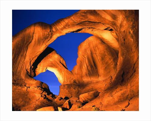 Double Arch by Corbis