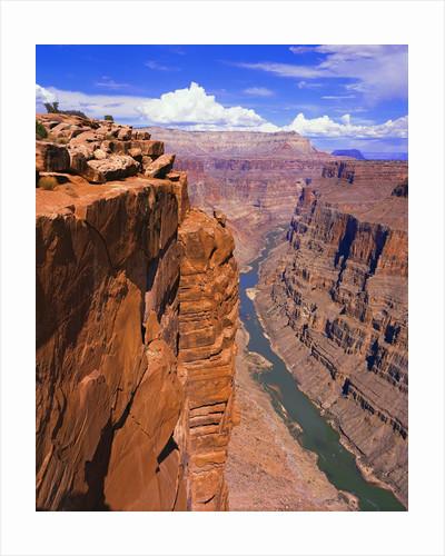 Colorado River in Grand Canyon by Corbis